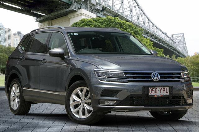 Used Volkswagen Tiguan 5N MY18 110TDI Comfortline DSG 4MOTION Allspace, 2018 Volkswagen Tiguan 5N MY18 110TDI Comfortline DSG 4MOTION Allspace Grey 7 Speed