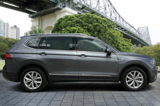 2018 Volkswagen Tiguan 5N MY18 110TDI Comfortline DSG 4MOTION Allspace Grey 7 Speed.