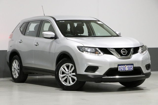 Used Nissan X-Trail T32 ST (4x4), 2016 Nissan X-Trail T32 ST (4x4) Brilliant Silver Continuous Variable Wagon