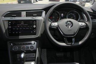 2018 Volkswagen Tiguan 5N MY18 110TDI Comfortline DSG 4MOTION Allspace Grey 7 Speed
