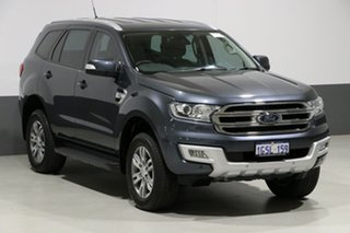 2015 Ford Everest UA Trend Grey 6 Speed Automatic Wagon