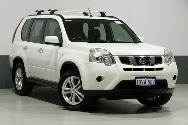 Used Nissan X-Trail T31 MY11 ST (FWD), 2011 Nissan X-Trail T31 MY11 ST (FWD) White Continuous Variable Wagon