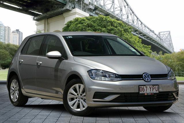 Used Volkswagen Golf 7.5 MY18 110TSI DSG Trendline, 2018 Volkswagen Golf 7.5 MY18 110TSI DSG Trendline Silver 7 Speed Sports Automatic Dual Clutch