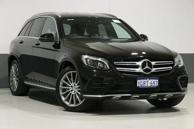 Used Mercedes-Benz GLC250 253 MY17 , 2017 Mercedes-Benz GLC250 253 MY17 Black 9 Speed Automatic Wagon