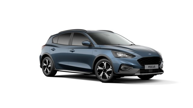 New Ford Focus SA 2019.75MY Active, 2019 Ford Focus SA 2019.75MY Active Blue Metallic 8 Speed Automatic Hatchback