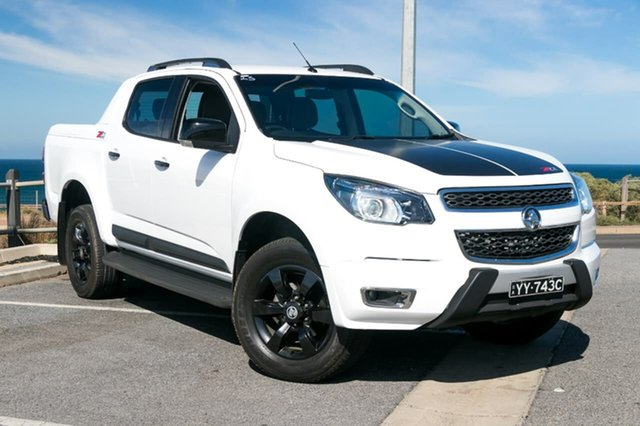 Used Holden Colorado RG Z71, 2015 Holden Colorado RG Z71 White 6 Speed Sports Automatic Utility