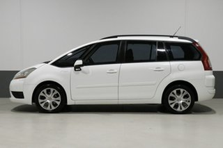 2009 Citroen C4 SX White 4 Speed Automatic Hatchback