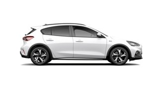 2019 Ford Focus SA 2019.25MY Active Frozen White 8 Speed Automatic Hatchback.
