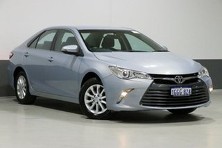2017 Toyota Camry ASV50R MY16 Altise Blue 6 Speed Automatic Sedan.