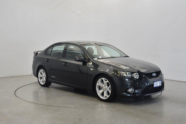 Used Ford Falcon FG XR6 Turbo, 2010 Ford Falcon FG XR6 Turbo Grey 6 Speed Sports Automatic Sedan