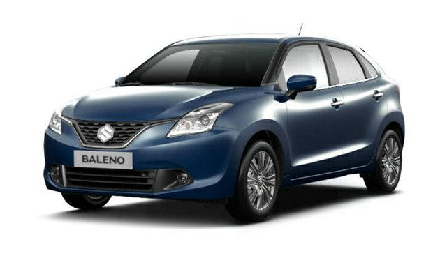New Suzuki Baleno EW GL, 2018 Suzuki Baleno EW GL Ray Blue 5 Speed Manual Hatchback