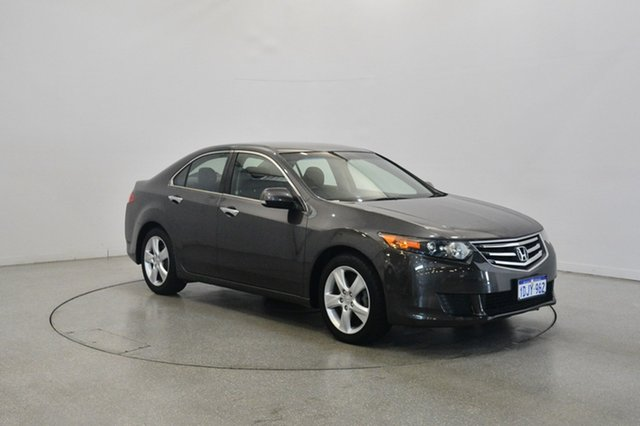 Used Honda Accord Euro CU MY10 , 2010 Honda Accord Euro CU MY10 Grey 5 Speed Automatic Sedan
