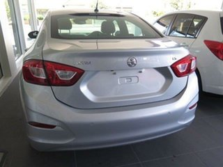 2018 Holden Astra BL MY18 LS Nitrate Silver 6 Speed Sports Automatic Sedan