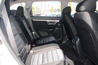 2018 Honda CR-V RW MY18 VTi-S FWD Lunar Silver 1 Speed Constant Variable Wagon
