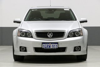 2014 Holden Caprice WN V Silver 6 Speed Auto Active Sequential Sedan.