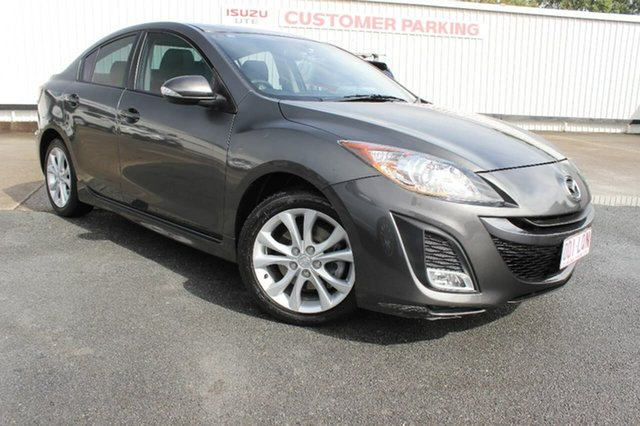 Used Mazda 3 BL10L1 SP25 Activematic, 2009 Mazda 3 BL10L1 SP25 Activematic Grey 5 Speed Sports Automatic Sedan