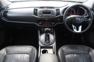 2011 Kia Sportage SL MY12 Platinum Black 6 Speed Sports Automatic Wagon.