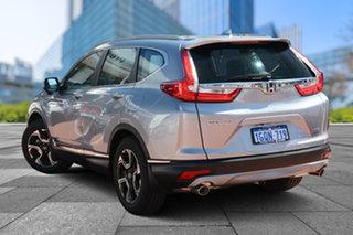 2018 Honda CR-V RW MY18 VTi-S FWD Lunar Silver 1 Speed Constant Variable Wagon.