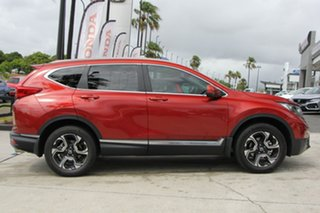 2018 Honda CR-V RW MY18 VTi-LX 4WD Passion Red 1 Speed Constant Variable Wagon.