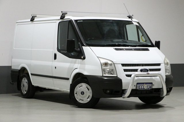 Used Ford Transit VM MY12 Update Low (SWB), 2012 Ford Transit VM MY12 Update Low (SWB) White 6 Speed Manual Van