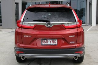 2018 Honda CR-V RW MY18 VTi-LX 4WD Passion Red 1 Speed Constant Variable Wagon