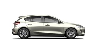 2019 Ford Focus SA 2019.75MY Trend White 8 Speed Automatic Hatchback.