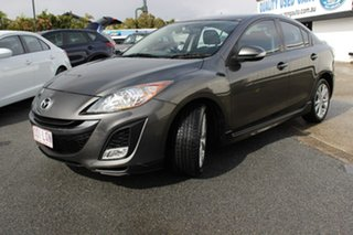 2009 Mazda 3 BL10L1 SP25 Activematic Grey 5 Speed Sports Automatic Sedan.