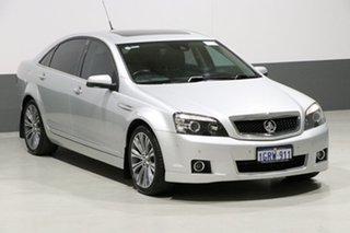 2014 Holden Caprice WN V Silver 6 Speed Auto Active Sequential Sedan