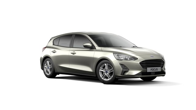 New Ford Focus SA 2019.75MY Trend, 2019 Ford Focus SA 2019.75MY Trend Metropolis White 8 Speed Automatic Hatchback
