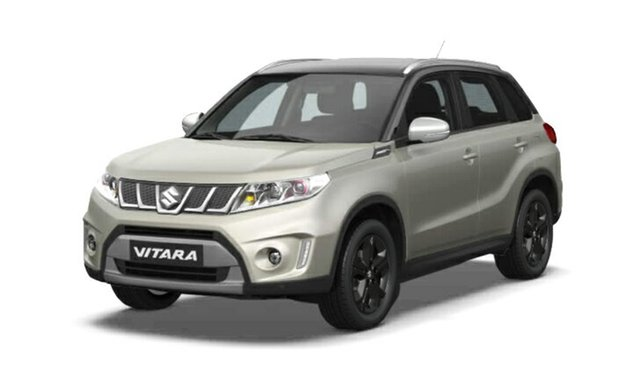 New Suzuki Vitara LY S Turbo 2WD, 2018 Suzuki Vitara LY S Turbo 2WD Ivory & Black 6 Speed Sports Automatic Wagon