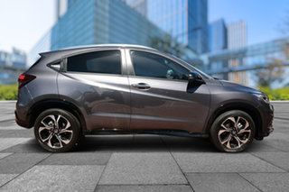 2018 Honda HR-V MY18 RS Modern Steel 1 Speed Constant Variable Hatchback