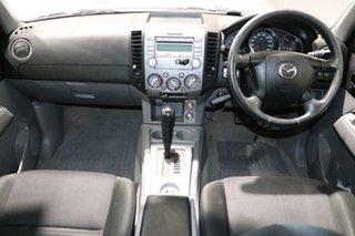 2011 Mazda BT-50 09 Upgrade Boss B3000 SDX (4x4) White 5 Speed Automatic Dual Cab Pick-up