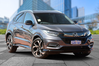 2018 Honda HR-V MY18 RS Modern Steel 1 Speed Constant Variable Hatchback.