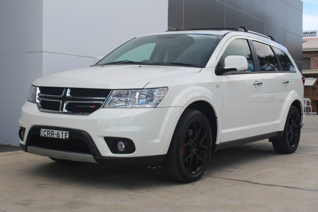 Used Dodge Journey  R/T, 2013 Dodge Journey R/T R/T Automatic Wagon