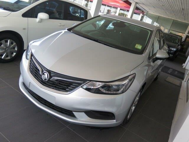 Demo Holden Astra BL MY18 LS, 2018 Holden Astra BL MY18 LS Nitrate Silver 6 Speed Sports Automatic Sedan