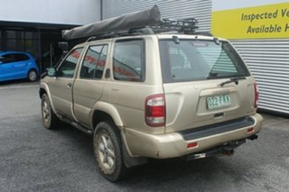 2000 Nissan Pathfinder WX II TI Gold 4 Speed Automatic Wagon