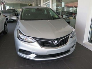 2018 Holden Astra BL MY18 LS Nitrate Silver 6 Speed Sports Automatic Sedan.