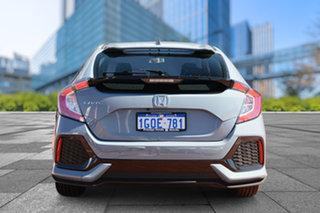 2018 Honda Civic 10th Gen MY18 VTi-S Sonic Grey 1 Speed Constant Variable Hatchback