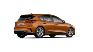 2019 Ford Focus SA 2019.75MY Trend Orange Glow 8 Speed Automatic Hatchback.