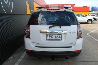 2012 Holden Captiva CG Series II MY12 7 AWD CX Olympic White 6 Speed Sports Automatic Wagon
