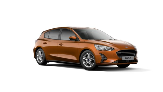 New Ford Focus SA 2019.75MY Trend, 2019 Ford Focus SA 2019.75MY Trend Orange Glow 8 Speed Automatic Hatchback