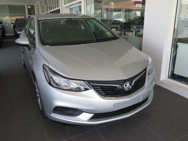 Demo Holden Astra BL MY18 LS+, 2018 Holden Astra BL MY18 LS+ Nitrate 6 Speed Sports Automatic Sedan