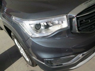 2018 Holden Acadia AC MY19 LT AWD Dark Shadow Grey 9 Speed Sports Automatic Wagon.