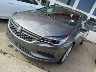 2019 Holden Astra BK MY19 R+ Cosmic Grey 6 Speed Sports Automatic Hatchback