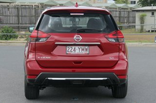 2018 Nissan X-Trail T32 Series II ST X-tronic 2WD Ruby Red 7 Speed Constant Variable Wagon