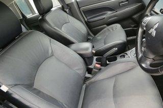 2012 Mitsubishi ASX XA MY12 2WD Grey 6 Speed Constant Variable Wagon