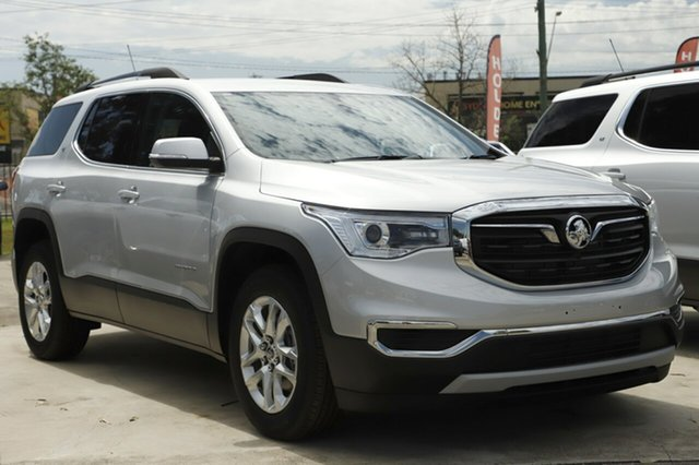 New Holden Acadia AC LT (AWD), 2018 Holden Acadia AC LT (AWD) Nitrate 9 Speed Automatic Wagon