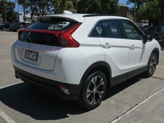 2018 Mitsubishi Eclipse Cross YA MY18 ES (2WD) White Continuous Variable Wagon