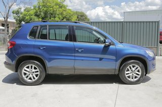 2010 Volkswagen Tiguan 125TSI 125TSI Blue Manual Wagon