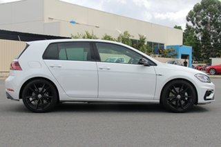 2018 Volkswagen Golf 7.5 MY19 R DSG 4MOTION Special Edition Pure White 7 Speed.